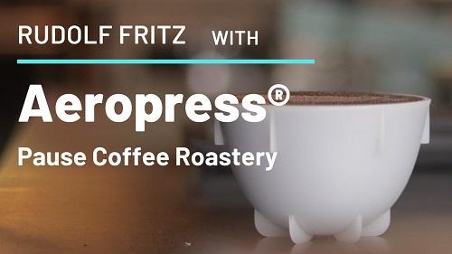 Aeropress | Pause Coffee